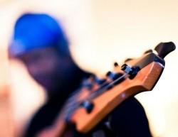 Teo on Bass by Aaro Keipi
