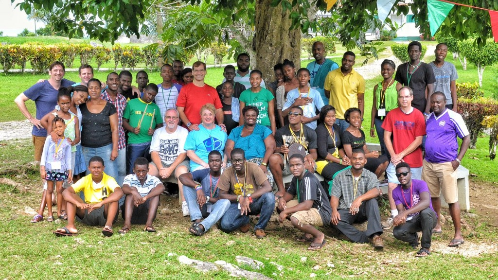 Jamaica Music Camp 2014