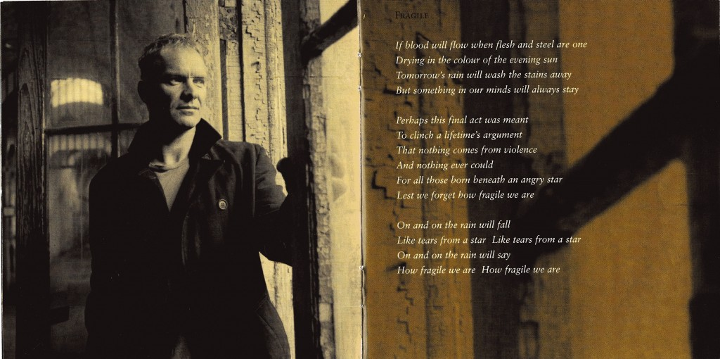 Sting - ...All This Time (16 Tracks) - Booklet (3-6)-2